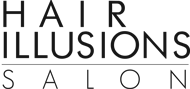hair illusions logo tracy salon